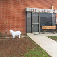 Photo taken at Fire Station 2 by Countess Rose P. on 1/2/2017