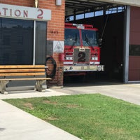 Photo taken at Fire Station 2 by Countess Rose P. on 8/1/2017