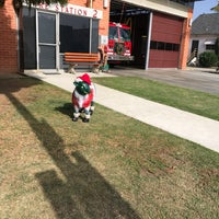 Photo taken at Fire Station 2 by Countess Rose P. on 11/26/2017