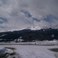 Photo taken at Sapphire Point Overlook by Adam D. on 3/22/2013
