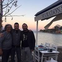 3/10/2018 tarihinde Hüseyin S.ziyaretçi tarafından Maradona Restaurant'de çekilen fotoğraf