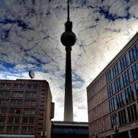 Das Foto wurde bei Alexanderplatz von Thorsten S. am 5/21/2013 aufgenommen