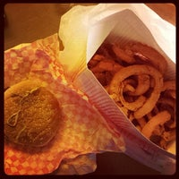 Photo taken at Louis Burgers IV by The Foodie W. on 4/2/2014