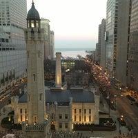 Photo taken at Park Hyatt Chicago by data.dtk on 1/4/2013