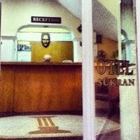 9/24/2012 tarihinde Vincent E.ziyaretçi tarafından Şükran Otel'de çekilen fotoğraf