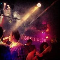 Снимок сделан в The Cookie Club пользователем David W. 3/10/2013