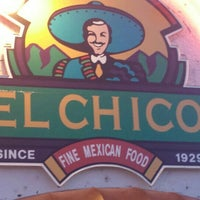 Photo taken at El Chico by Adam M. on 11/29/2013