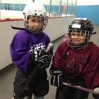 Photo taken at William G. Mennen Sports Arena by Sonya Cabrera P. on 11/18/2012