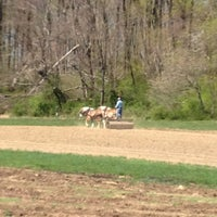 Photo taken at Fosterfields Living Historical Farm by Sonya Cabrera P. on 4/26/2013
