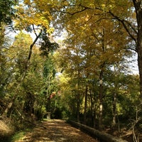 Photo taken at Cherokee Park by Cindy A. on 10/16/2012
