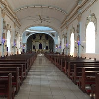 Photo taken at Immaculate Conception Parish Church by Babylynn Jing C. on 4/10/2017