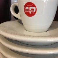 Photo taken at Bravado, Italian Coffee Bar & Lounge by Katherine on 7/28/2013