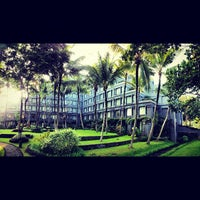 Photo taken at Hyatt Regency Yogyakarta by Abdullah H. on 11/26/2012