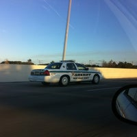 Photo taken at I-95 & 45th St by Jonathan C. on 2/8/2013