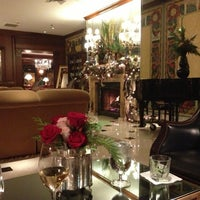 Photo taken at The Townsend Hotel by James C. on 12/1/2012
