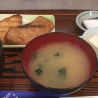 Photo taken at 食事処 かねひろ by hirozo on 7/21/2015