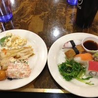 Photo taken at King Buffet by Jinny N. on 12/21/2012