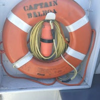 Photo taken at Balboa Island Ferry by Sean E. on 2/18/2013