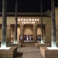 Photo taken at The Egyptian Theatre by Sean E. on 12/14/2012