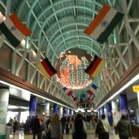 Photo taken at Terminal 3 by Yvette D. on 4/6/2013