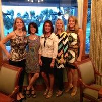 Photo taken at Bald Head Island Club by Robin J. on 5/5/2013