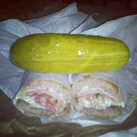 Photo taken at Potbelly Sandwich Shop by Jeff K. on 2/11/2013
