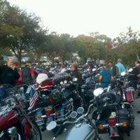 Photo taken at Jim's Harley-Davidson of St. Petersburg by Garry M. on 12/2/2012