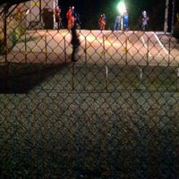 Photo taken at St Peters BMX Track by Ryan O. on 11/9/2012