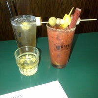 Photo taken at Bennett's Chop and Railhouse by Marcee on 6/22/2013