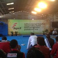 Photo taken at R&D Dept PT. Suprabakti Mandiri. by Thosto s. on 7/19/2013