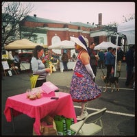 Photo taken at Hudson Farmers Market by G O. on 5/3/2014