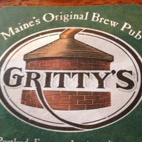 Photo taken at Gritty McDuff's by Laura L. on 6/22/2013