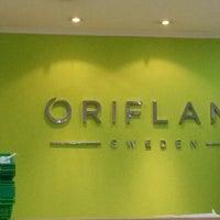 Photo taken at Oriflame by Nia O. on 1/6/2014
