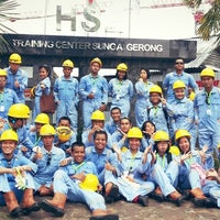 Photo taken at Pertamina HSE Training Center by Friska S. on 10/7/2013