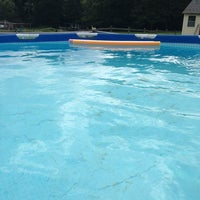 Photo taken at The Page Pool by Ashley A. on 6/30/2013