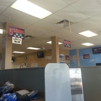 Photo taken at Big Wave Laundromat by Kaitie C. on 9/22/2013