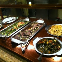 Photo taken at The Buffet @ Valley View Casino by Winnie R. on 6/10/2013
