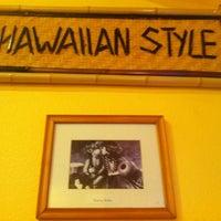 Photo taken at Ohana Hawaiian BBQ by Winnie R. on 10/2/2014