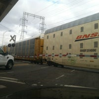 Photo taken at Pacific Fleet Trolley Station by Winnie R. on 11/19/2013
