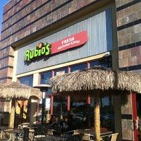 Photo taken at Rubio's by Winnie R. on 7/31/2013