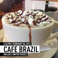 Photo taken at Cafe Brazil by Eve C. on 2/20/2013