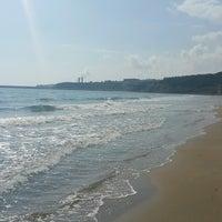 Photo taken at BOTAŞ Plajı by 👉R⚘M❤Z⚘N👓 . on 2/24/2017