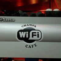 Photo taken at champa cafe by Ashrafkhan v. on 12/2/2012