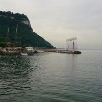Photo taken at Porto di Garda by Irina S. on 5/24/2017
