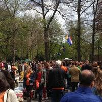 Photo taken at Park Valkenberg by Minda Y. on 4/30/2013