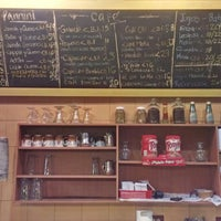 Photo taken at Bambi café by Tony D. on 3/1/2013