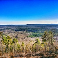 Photo taken at FDR State Park by Joshua J. on 2/16/2014