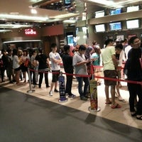 Photo taken at TGV Cinemas by Kin J. on 7/6/2013