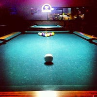 Photo taken at Bradley's Billiards by Jonathan M. on 1/16/2013