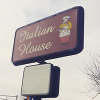 Photo taken at Italian House by Brian W. on 1/23/2015